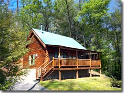Bearskin Memories cabin Gatlinburg