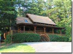 Lacy's Place vacation rental Gatlinburg Tennessee