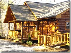 Mountain Bear Cabins Dillsboro