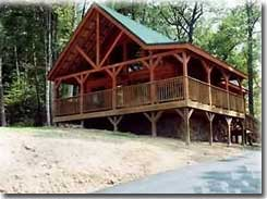 New Log Cabin in Pigeon Forge