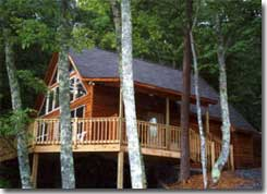 Tiffany Hallow Cabin, Gatlinberg Pigeon Forge