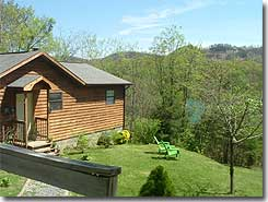 Tiffany Mountain Chalet Pigeon Forge / Sevierville Tennessee