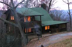 Beary Blessed Cabin